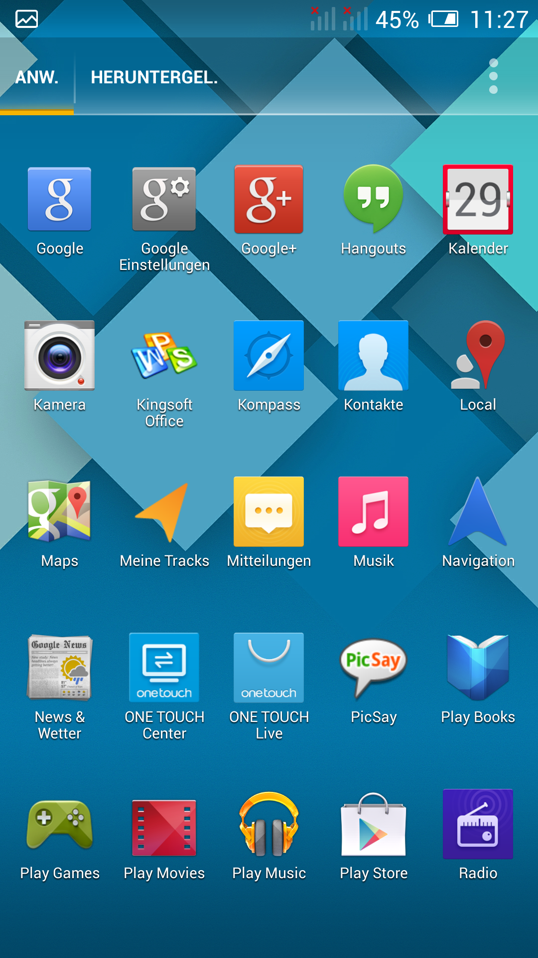 Testbericht Alcatel One Touch Hero: Dual-SIM Phablet mit pfiffigem