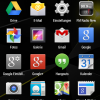 Archos 50 Diamond: Vorinstallierte Apps