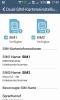 Asus ZenFone 4: Dual-SIM Einstellungen