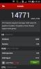 Asus ZenFone 4: AnTuTu Benchmark 4.5: 14771 Punkte