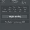 Asus ZenFone 5 LTE: AnTuTu Battery Test: 2:36 - unterdurchschnittlich