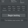 Asus ZenFone 5: AnTuTu Battery Test: 1:59 - das ist sehr wenig