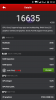 Bluboo X550: AnTuTu Benchmark 4.5: 16635 Punkte