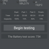 bq Aquaris E4.5: 4:05h im AnTuTu Battery Test - top!