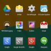 bq Aquaris E5 HD: Vorinstallierte Apps