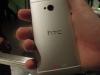 HTC One - Rückseite