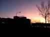 Testbild Huawei Ascend G700: Abendstimmung