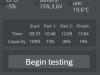 LG L7 II Akku-Test: 3:27