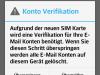 LG L7 II: Sicherheitsvorkehrung bei SIM-Wechsel