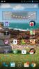 MobiWire Ahiga Screenshot: Homescreen