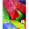 Moto G 4G LTE front white