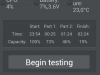 AnTuTu battery test