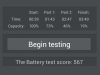 Wiko Cink Peax 2  - AnTuTu Battery Tester - 3:10