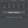AnTuTu Battery Test 2:36Stunden