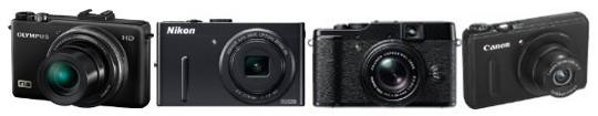 Kameras-XZ1-p300-X10-S100