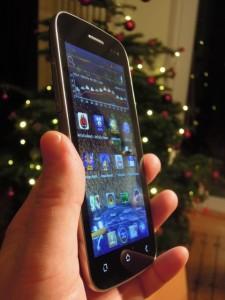 Mobistel Cynus T2 - sicher kein schlechtes Weihnachtsgeschenk