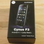 Mobistel Cynus F3