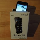 Mobistel Cynus T5 Unboxing