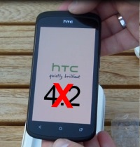 HTC One S kein Android 4.2