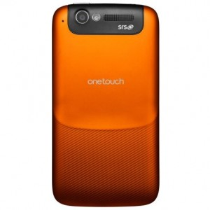 Alcatel One Touch 997D Ultra Orange