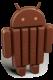 Android 4.4 heißt KitKat