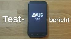 Avus A57 Testbericht