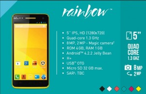 Wiko Rainbow Flyer
