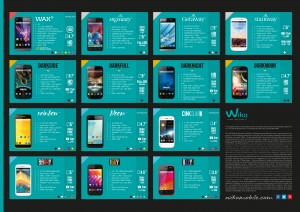 Wiko MWC Flyer