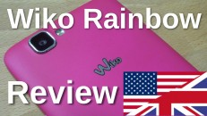 Wiko Rainbow Review