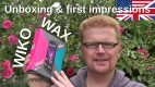 Wiko Wax Unboxing (English)