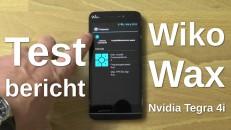 Wiko Wax Testbericht