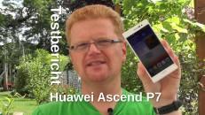 Huawei Ascend P7 Testbericht