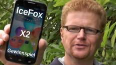 IceFox X2 Gewinnspiel