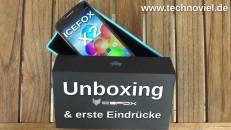 IceFox X2 Unboxing