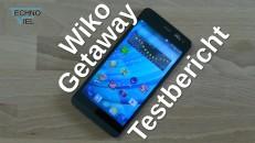 Wiko Getaway Testbericht