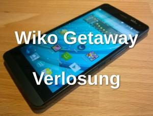 Wiko Getaway Verlosung