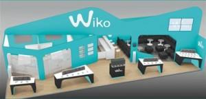 Wiko IFA 2014 Messestand