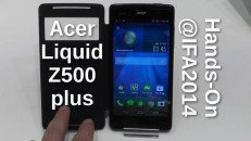 Acer Liquid Z500 Plus Hands-On