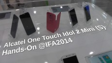 Alcatel One Touch Idol 2 Mini (S) auf der IFA2014