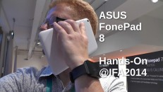 Asus Fonepad 8 Hands-On