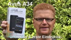 Avus A34 Unboxing