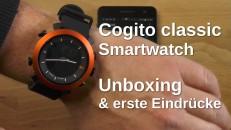 Cogito Classic Unboxing