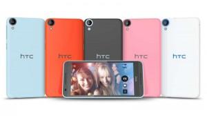 HTC Desire 820 Farben
