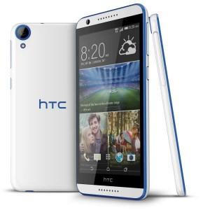 HTC Desire 820 Santorini White
