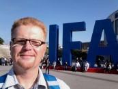 IFA Logo mit Klaus