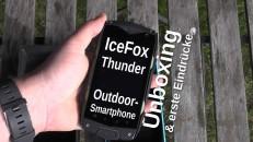 IceFox Thunder Unboxing