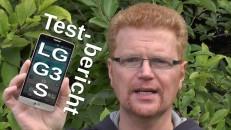 LG G3s Testbericht