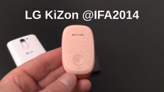 LG KiZon Hands-On