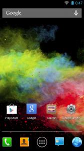 Individualisierung Screenshot 01 - Stock Launcher
