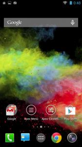 Individualisierung Screenshot 03 - Apex